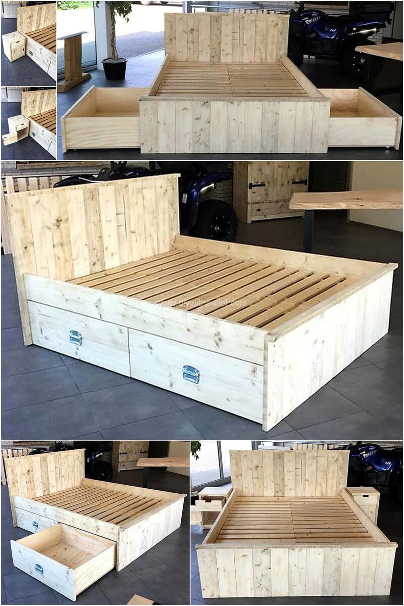 60 Best Recycled Pallets Diy Ideas Projects Wood Pallet Creations