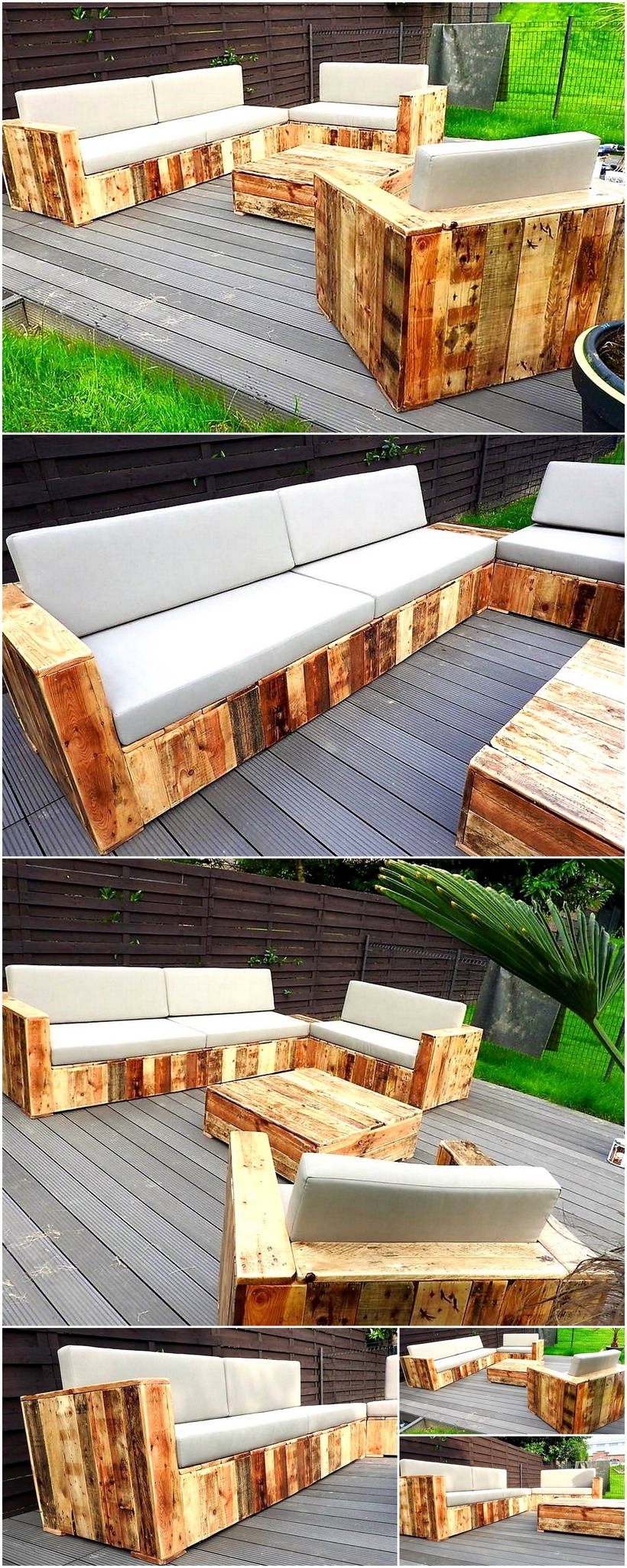 Stunning And Cheap Ideas for Wood Pallet Furniture  Wood Pallet